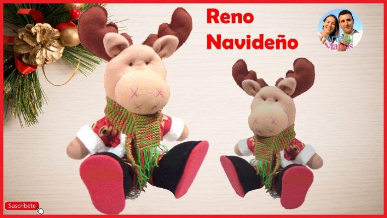 Reno navideño en Paño Lency, paso a paso