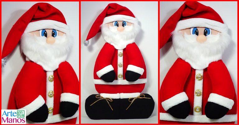 Retablo Santa Claus Paso a Paso