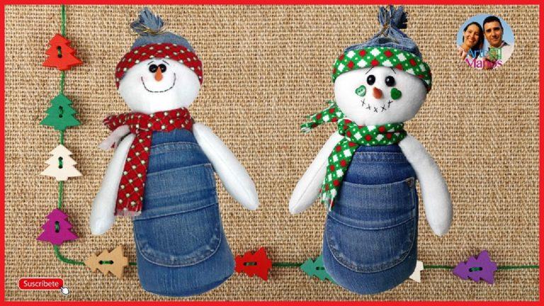 Muñeco de Nieve Vaquero, Granjero