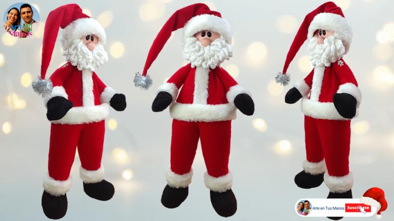 Santa Claus 58 cm, Arte en Tus Manos